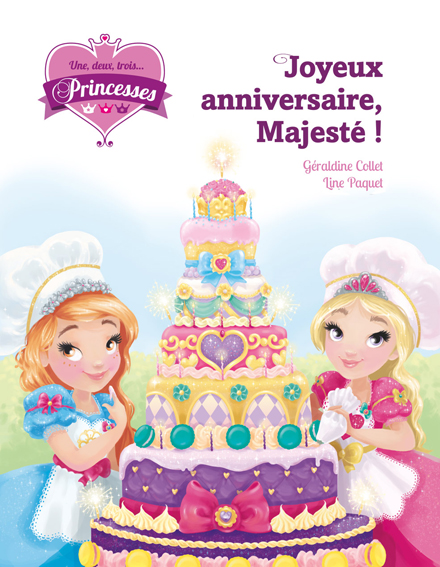 """1,2,3 princesses"" Tome 8"